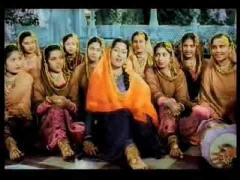 Tamil Version Of Mughal E Azam Song Teri Mehfil  Sung By Kollywoods...