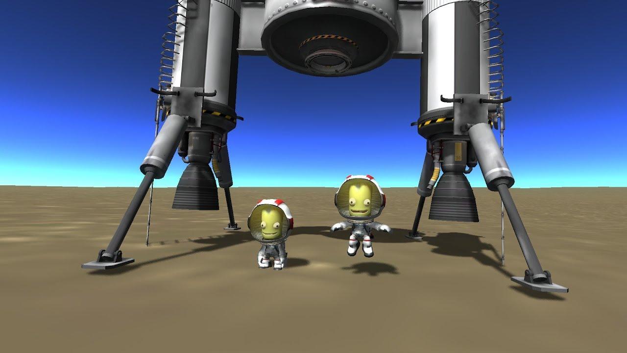 Как сделать спутника управляющим