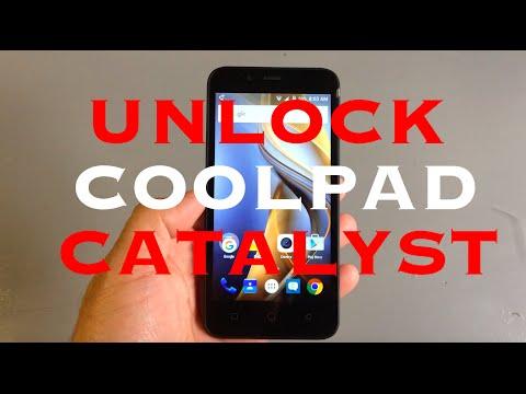 UNLOCK T-MOBILE / METROPCS COOLPAD CATALYST