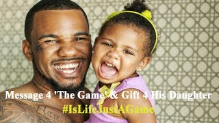 Islmic Message 4 'The Game' & His Daughter || #IsLifeJustAGame