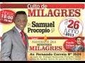 Pr Samuel Procópio em Cuiabá-MT