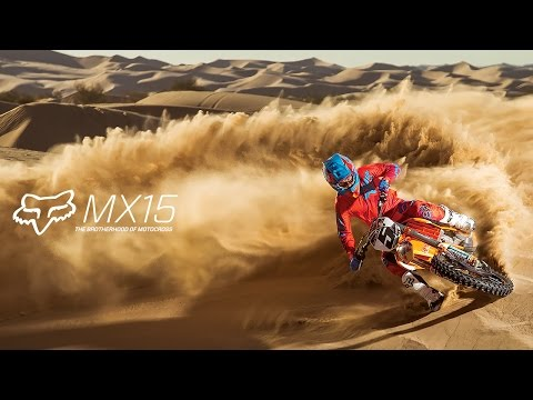 Fox Mx Presents | Mx15 The Brotherhood Of Motocross video