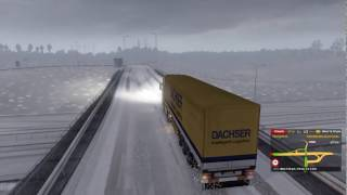 Euro Truck Simulator 2 (Winter is coming ETS2 1.27x (+Download)