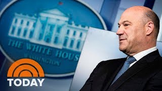 Gary Cohn, President Donald Trump's Chief Economic Advisor, Resigns | TODAY