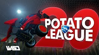 POTATO LEAGUE #20   Rocket League Funny Moments & Fails