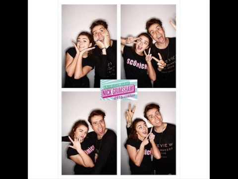 Maisie Williams on the Radio 1 Breakfast Show with Nick Grimshaw