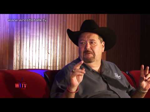 Jim Ross shoot interview - Uncut version