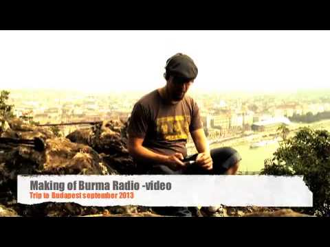 Making of Burma Radio -video