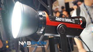 Aputure 300d II - NAB 2019