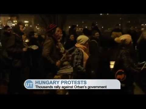 Hungary Anti-Orban Protests: Thousands rally against PM as discontent with government grows