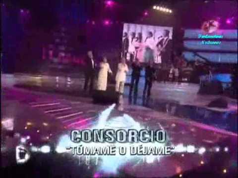 EL CONSORCIO - POPURRI MOCEDADES - PROGRAMA DECADAS (TELEVISA 2010)
