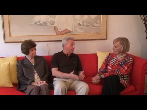 Fred and Barbara Siegel tell Elaine Grossinger Etess what it was like working at Grossinger's hotel in their youth.