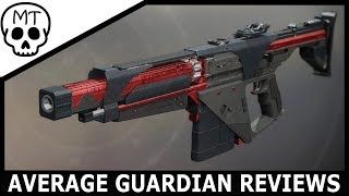 Average Guardian Reviews: The Ringing Nail - Forge Weapon | Destiny 2 Black Armory