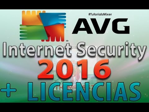 AVG Internet Security 2015 (32bits) (64bits) + Serial