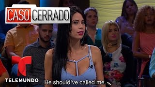 Caso Cerrado | Sex Party Gone Wrong 👮 | Telemundo English