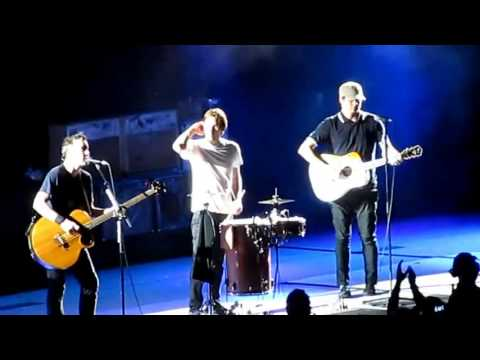 blink-182 Wasting Time  Dick Lips Live Melbourne Australia Fev/2013