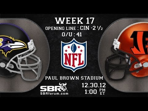 Baltimore Ravens vs Cincinnati Bengals | 2012 NFL Free Football Picks