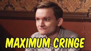 I've already reached MAXIMUM CRINGE - LA E3 Vlog #1 (Hitman 2 Gameplay Event)