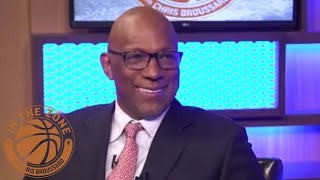 In the Zone' with Chris Broussard Podcast: Clyde Drexler - Episode 52 | FS1