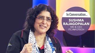 Sushma Rajagopalan, MD & CEO, ITC Infotech