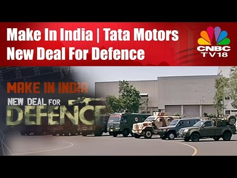 MAKE IN INDIA: NEW DEAL FOR DEFENCE - Tata Motors, Episode 7, Seg 1
