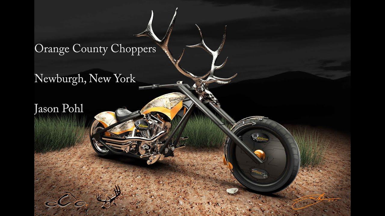 Shot Show 2014 Orange County Choppers Youtube