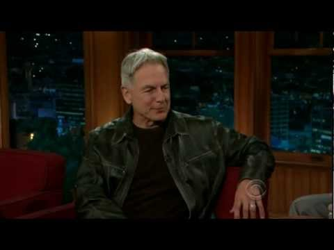 Mark Harmon on the Late Late Show 06-02-2012