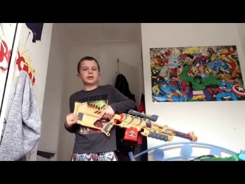 Toy Gun review