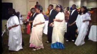 ceetube.com presents wedding of Idris and Ijaabo introduction part performed at Virginia