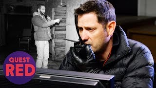 Nick and Karina Bring A Third Investigator To Find Lost Spirits | Paranormal Lockdown
