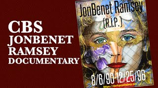 CBS JonBenet Ramsey documentary