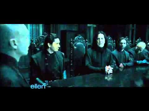 Ellen's In 'harry Potter'! video