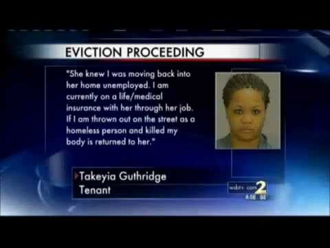 Kills Mom Because She Got Evicted Over Laziness