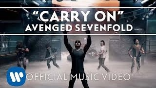 Клип Avenged Sevenfold - Carry On