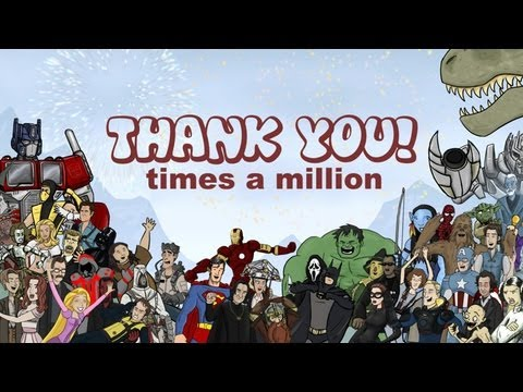 How It Should Have Ended - THANK YOU TIMES A MILLION!