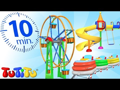 TuTiTu Specials | Play Time | Toys and Songs for Children