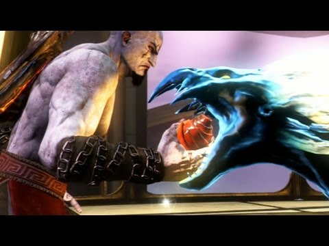 God of War Ascension: Desafio de Arquimedes