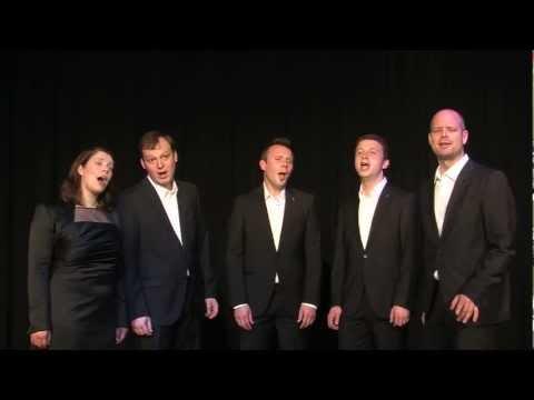 Calmus Ensemble - Georg Kreisler - Barbara