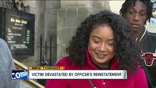 Euclid police officer fired after violent viral video gets job back