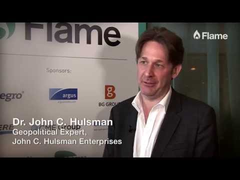 John Hulsman discusses the geopolitical risk icebergs for the gas industry