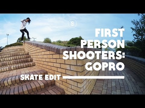 GoPro - First Person Shooters: Skate Edit