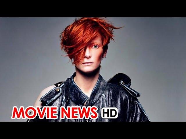 Movie News: Doctor Strange - Tilda Swinton Confirms Ancient One Role (2015) HD