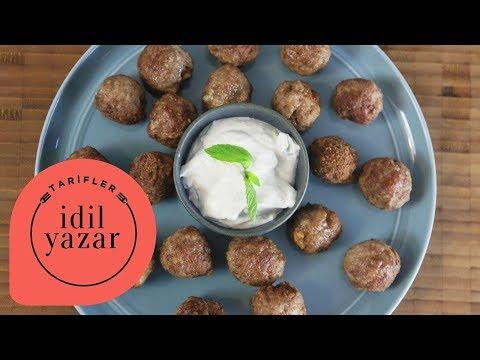 Misket Köfte Nasıl Yapılır ? - İdil Tatari - Yemek Tarifleri