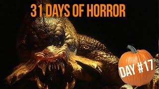 The Relic (1997) | DAY17: 31 DAYS OF HORROR