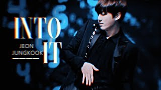 Jungkook Into It