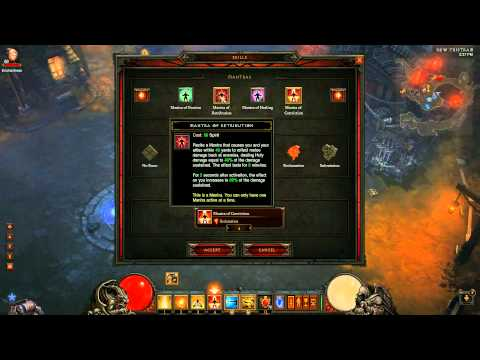 Diablo 3 Monk Inferno Setup