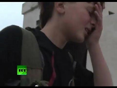 Молодые бойцы готовы умереть за сирию