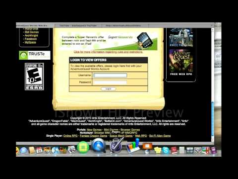 AQW how to get free AC coins