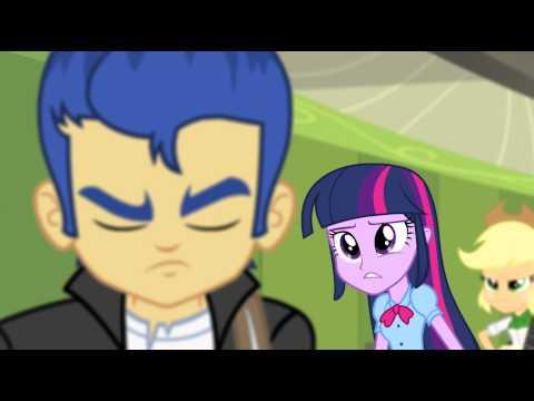 Flash Sentry making Twilight cry