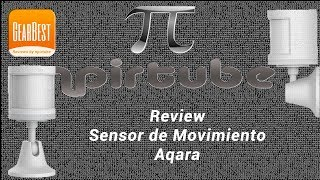 Review Sensor de movimiento Aqara para entorno MiJia de Xiaomi